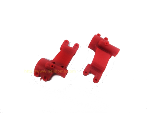 SOLO PRO 290 NE400353 Tail gear box mount set (red)