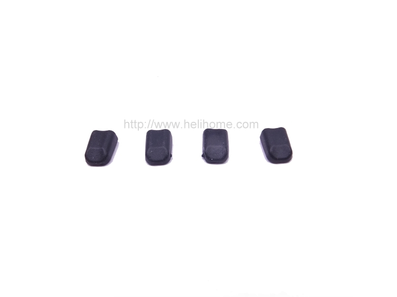 Galaxy Visitor 2  NE400811  Foot Stool Plastic pad (Black)