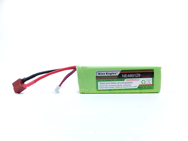 SOLO PRO 290 NE480129 Battery Set