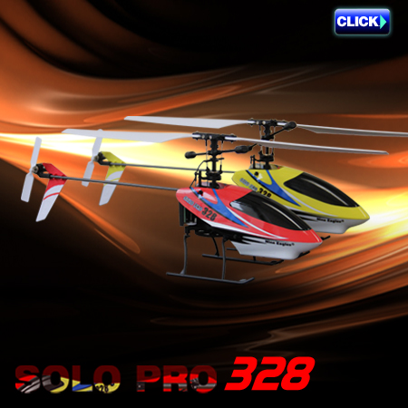 SOLO PRO 328A 4CHANNEL SINGLE BL