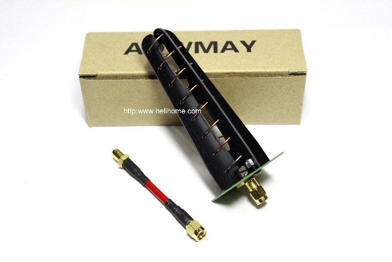 AOMWAY FPV 11dbi 5.8G Helical Antenna Right Circular Polarizatio
